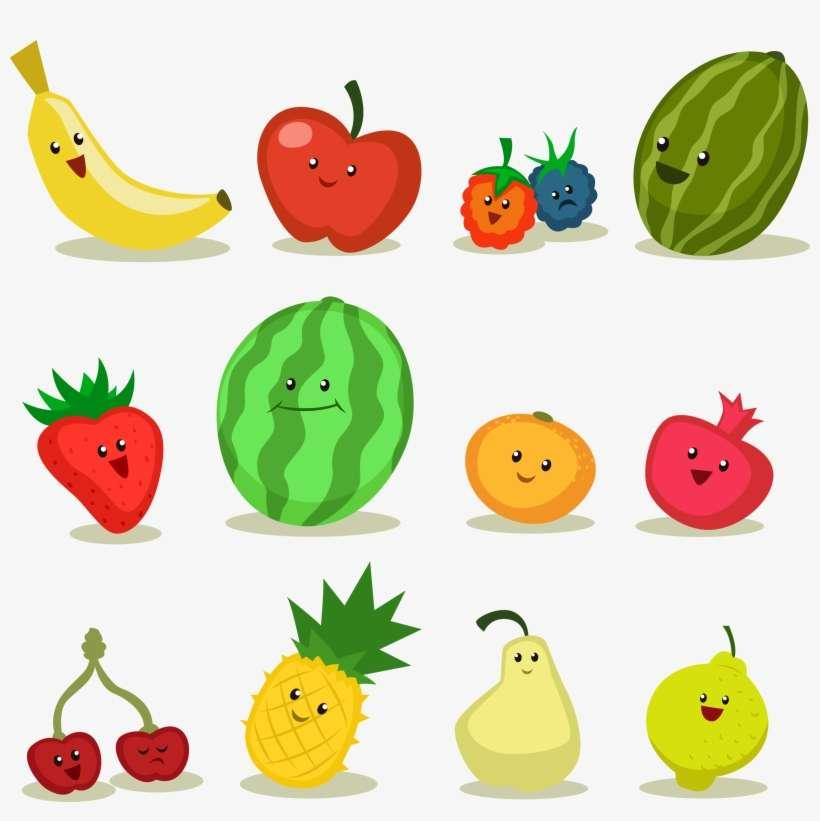 Fruit Apple Cartoon Png Desenhos De Frutas Png Image