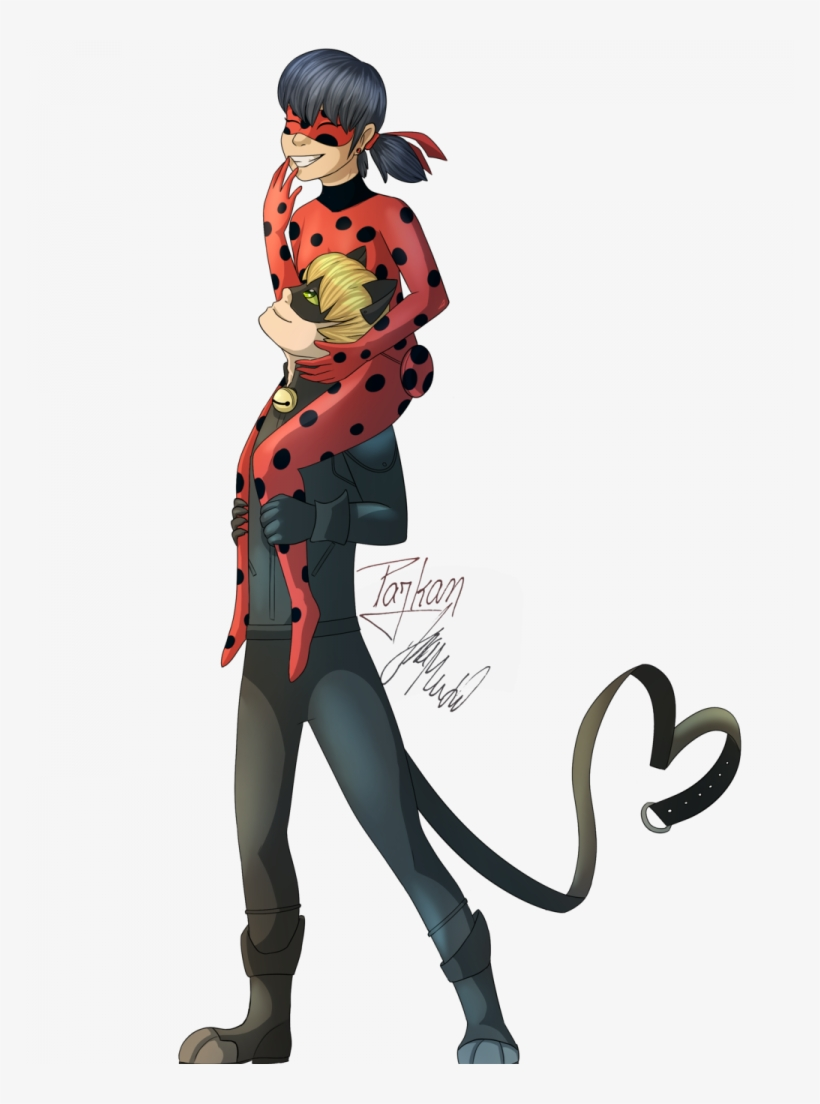 Ladybug And Chat Noir Wallpaper Halloween Costume Png
