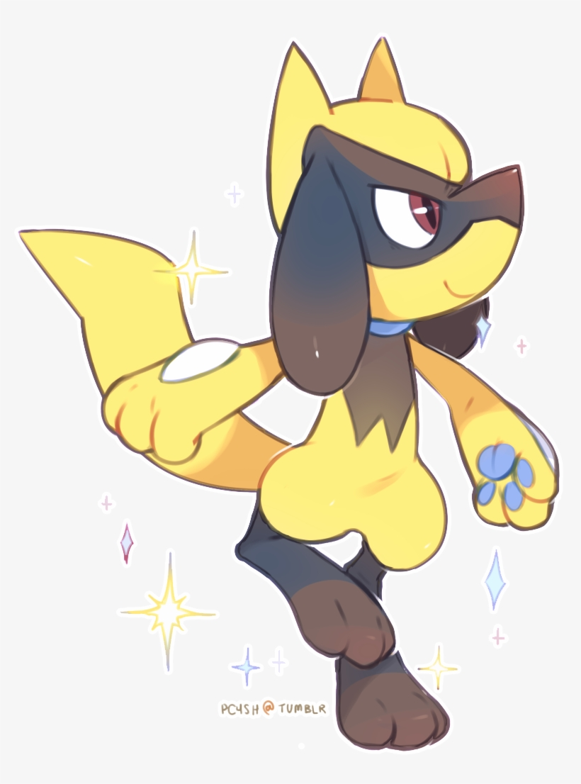 How To Get A Shiny Riolu In Pokemon Black 2