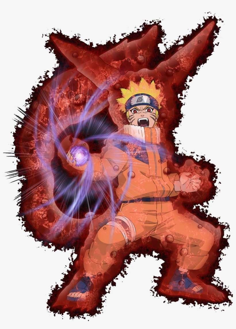 Naruto Png Free Download On Mbtskoudsalg Png Free Library Naruto Kyuubi One Tails Png Image Transparent Png Free Download On Seekpng