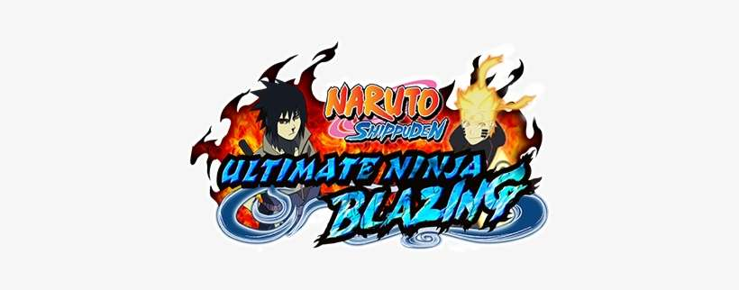 Ultimate Ninja Blazing - Naruto Ultimate Ninja Blazing Logo PNG Image |  Transparent PNG Free Download on SeekPNG