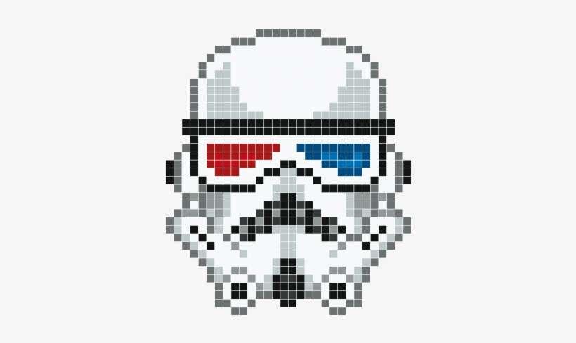 Vader Drawing Pointillism Pixel Art Star Wars 7 Png Image