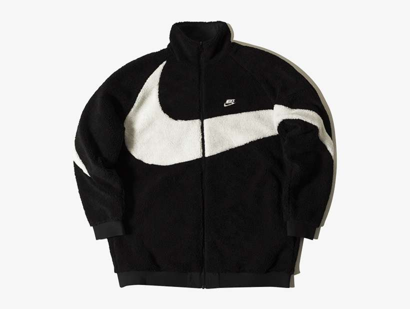 nike fleece reversible