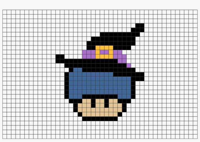 Pixel Art Mario Mushroom Png Image Transparent Png Free