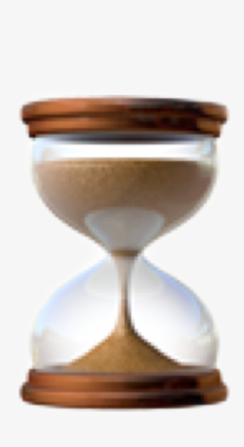 time #emoji #timeismoney #sanduhr #clock #hour #uhr - Sand