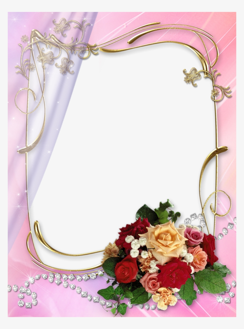 Special Pictures, Page Borders, Note Paper, Rose Background