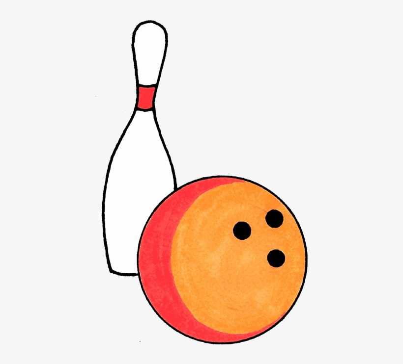 Bowling Clipart Fire - Bowling Clip Art Free PNG Image ...