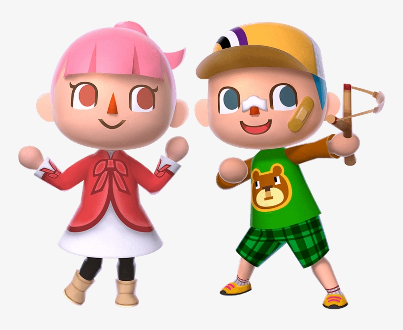Villagers Animal Crossing Villager Png Png Image Transparent Png Free Download On Seekpng