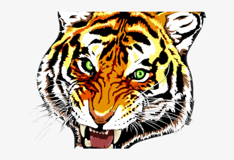 Picsart Tiger Face Png Png Image Transparent Png Free Download On