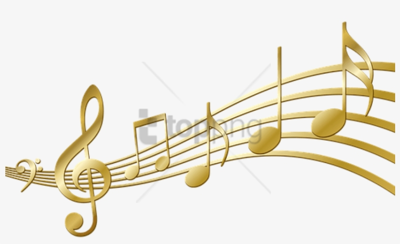 Free Png Download Color Music Notes Png Png Images Transparent Background Gold Music Notes Png Image Transparent Png Free Download On Seekpng