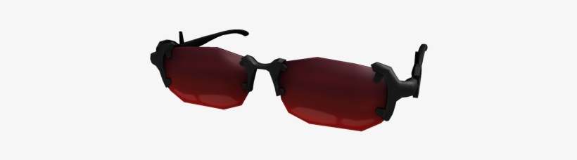 42ebbe555 Vampire Sunglasses - Roblox Red Glasses PNG Image   Transparent PNG ...