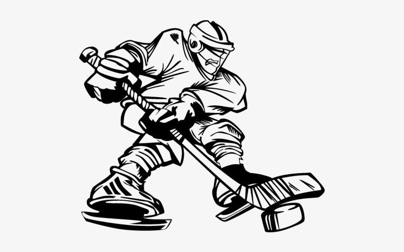 Cartoon Hockey Player Png Image Transparent Png Free Download On Seekpng
