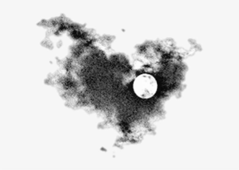Aesthetic Png Polyvore Moon Cloud Grey Transparent Moon Phases Png Png Image Transparent Png Free Download On Seekpng