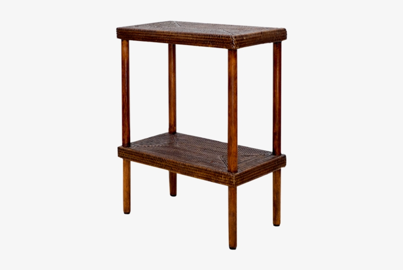 Katha Rattan Side Table Ikea Changing Table Black Png Image Transparent Png Free Download On Seekpng