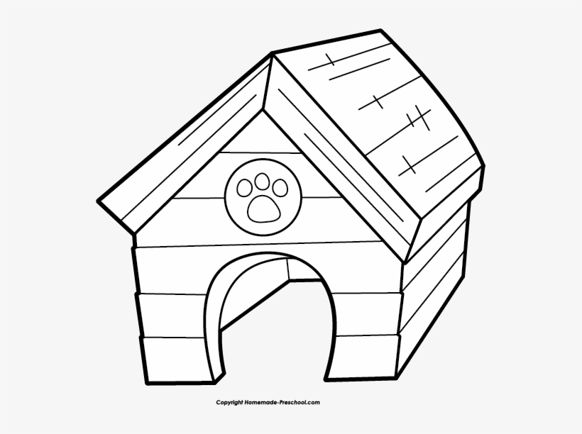 Clip Art Free Dog Click To Save Image Leash And Black And White Dog House Clipart Png Image Transparent Png Free Download On Seekpng