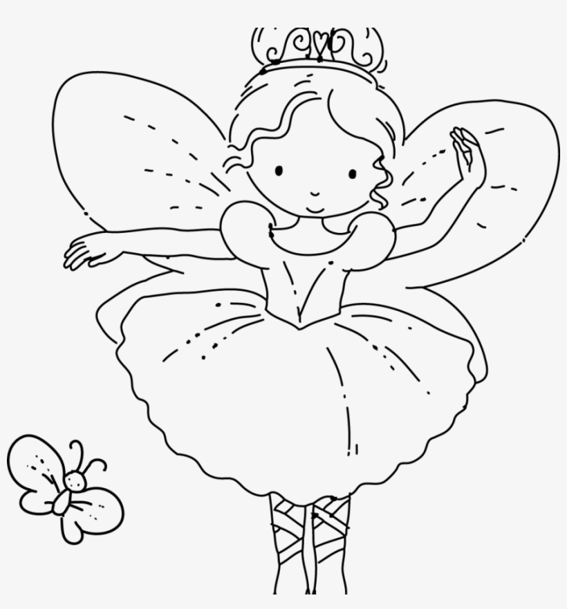 Bonanza Fairy Pictures To Print Revolutionary Introducing Baby Fairy Coloring Pages Png Image Transparent Png Free Download On Seekpng