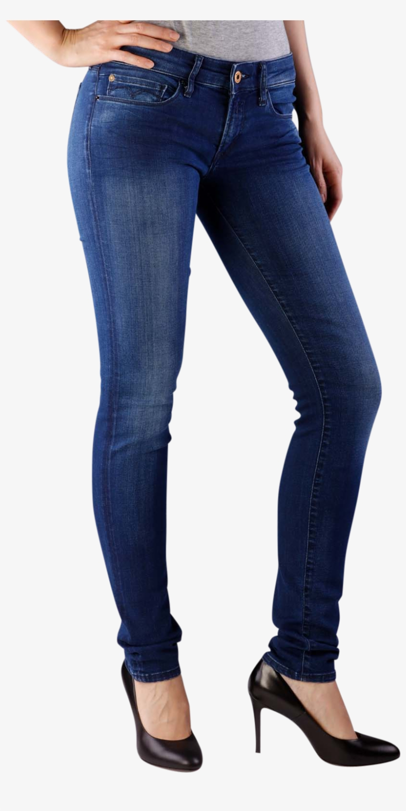Replay Damen Skinny Jeans Rose Wx613 Super Jeans In Pantalones Levis De Mujer Outlet Png Image Transparent Png Free Download On Seekpng