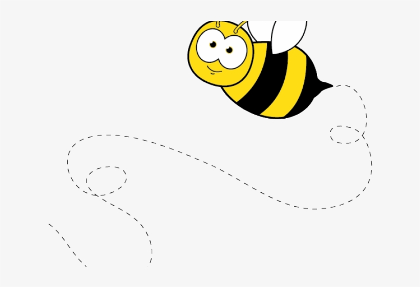 Bumblebee Clipart Honey Bee Flying Bee Clip Art Png Image Transparent Png Free Download On Seekpng