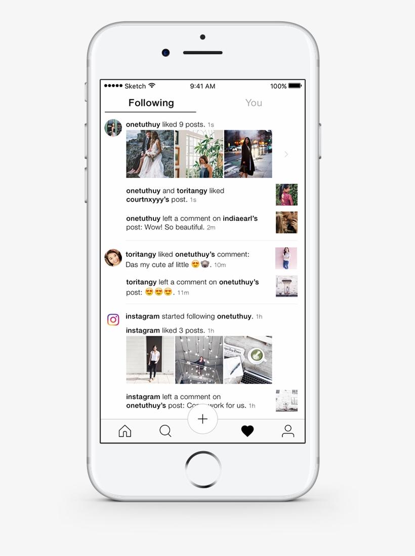 To Be Honest I Love Instagram S Current Design Iphone Png Image Transparent Png Free Download On Seekpng