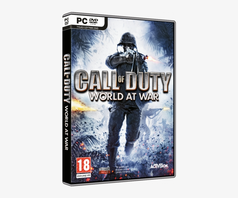 Call Of Duty World At War PNG Image | Transparent PNG Free Download