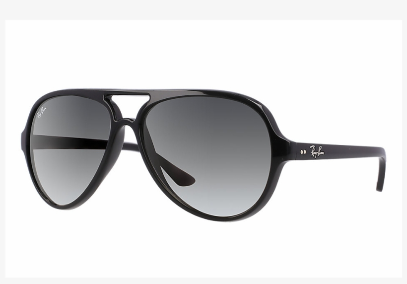 d4f8f9e6910f9 Ray-ban Rb4125 601 32 Black Gradient - Ray-ban Cats 5000 Rb 4125 601 ...