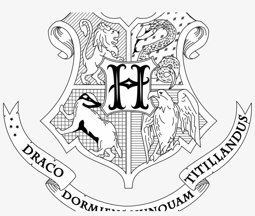 - Trend Harry Potter Coloring Pages To Print Preschool - Printable Hogwarts  Crest Coloring Page PNG Image Transparent PNG Free Download On SeekPNG