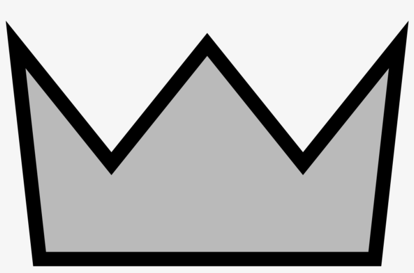 Simple Silver Crown Cartoon Crown No Background Png Image Transparent Png Free Download On Seekpng Millions customers found cartoon crown templates &image for graphic design on pikbest. simple silver crown cartoon crown no