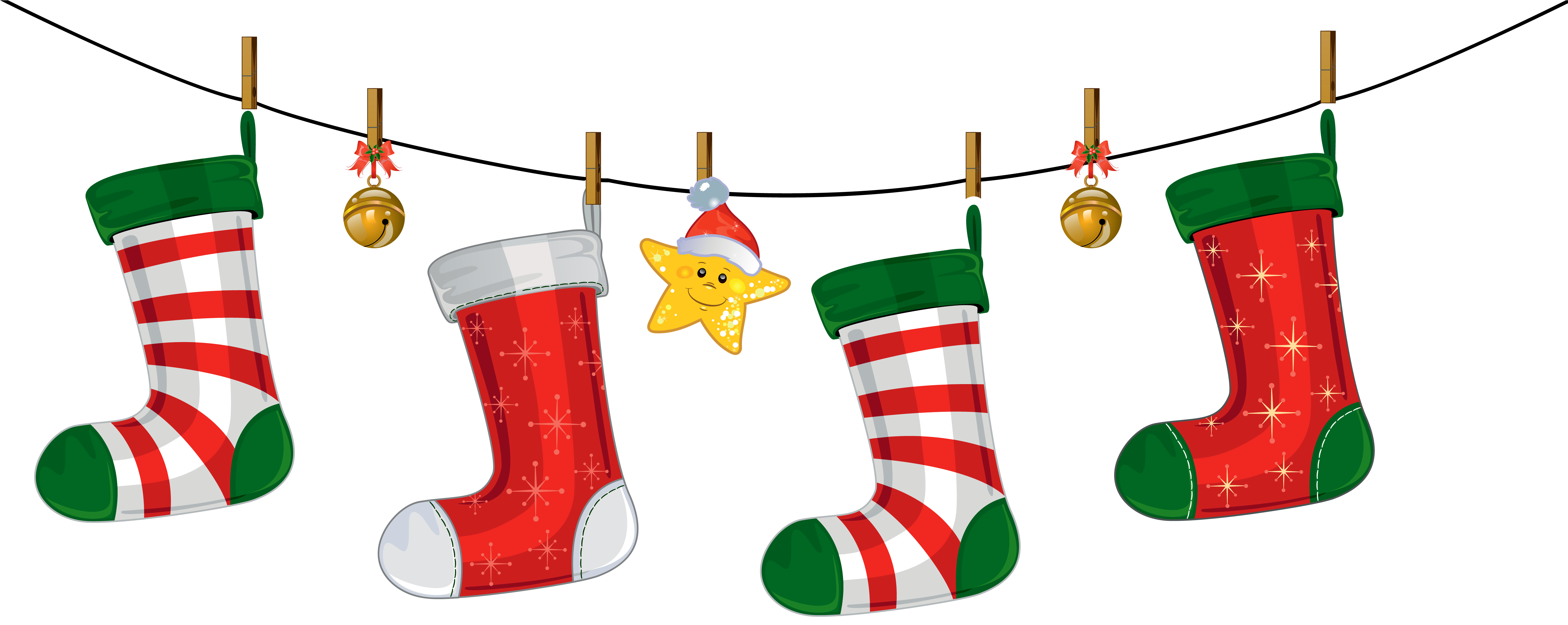 Christmas Decorations Cliparts Christmas Decorations Clipart Full Size Png Download Seekpng
