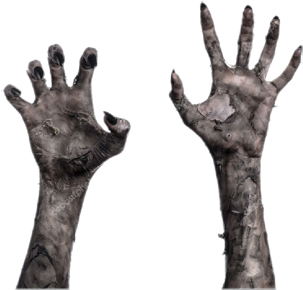 Download Death Arms Nails Hands Effects Makeup Zombie ...