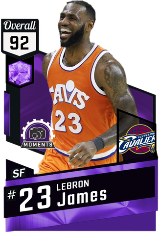 60 Pts Lebron James Lakers Card Full Size Png Download Seekpng