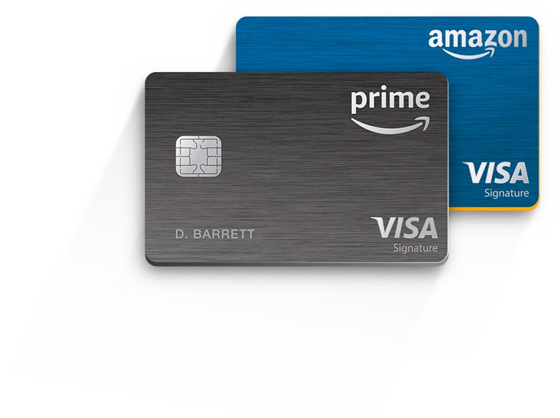 Get An Amazon - Amazon Prime Rewards Visa Card  Full Size PNG