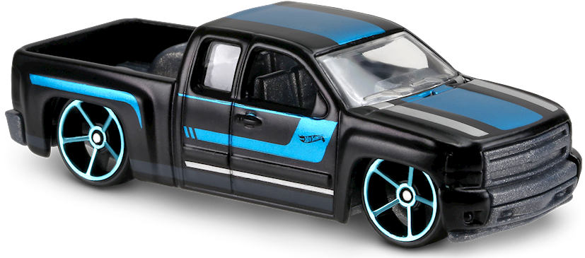 Chevy Silverado Dvb73 Camionetas Hot Wheels Png Full Size Png Download Seekpng