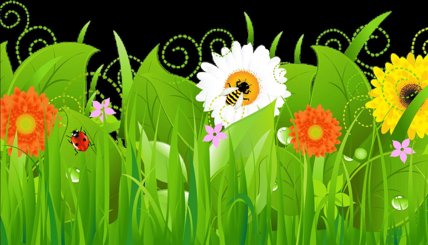 spring flower border clip art gardening flower and flower garden clipart png full size png download seekpng spring flower border clip art gardening