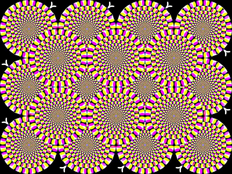 Иллюзия картинки распечатать