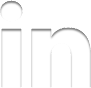 Linkedin Icon - Linked In Logo White Png (380x380), Png Download