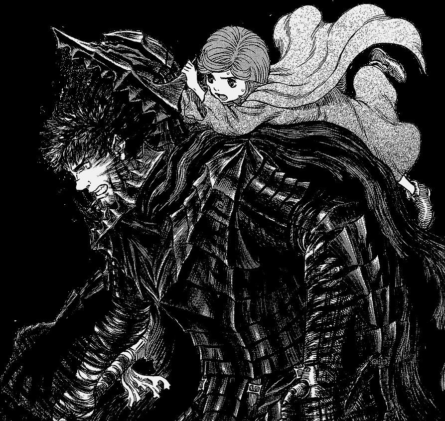 Разгонка и торможение психики 160-1605345_edit-manga-my-shit-beast-transparent-guts-berserk
