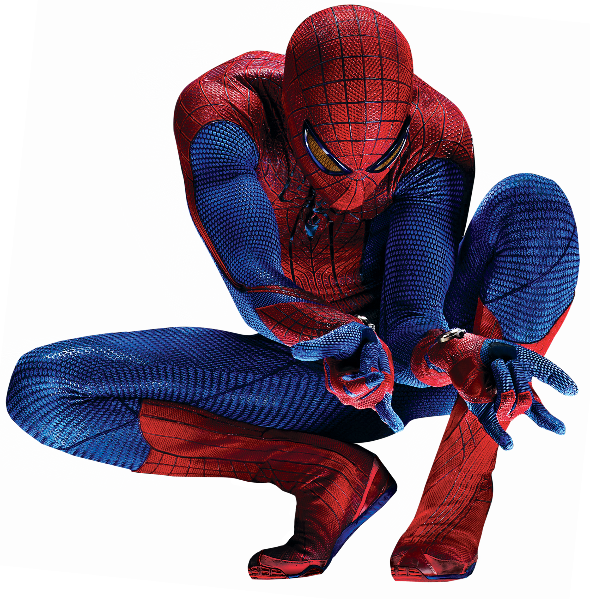 Titan And Pilot 0 - Amazing Spider Man Spiderman Full Size P