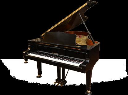Heavy metal piano