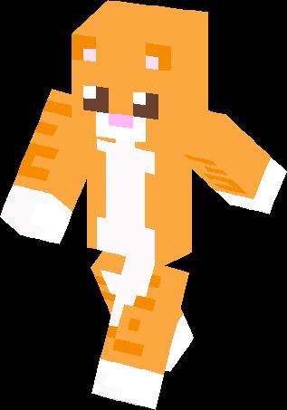 ник головы кота в майнкрафт #2
