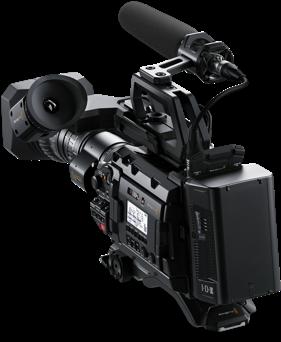 Live Broadcast Blackmagic Design Ursa Broadcast Camera Full Size Png Download Seekpng