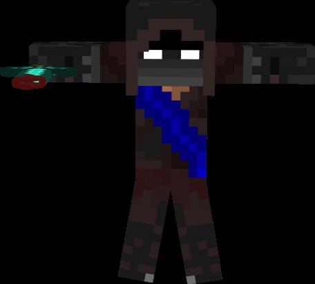 Minecraft Skins Herobrine Assassin Skin Herobrine