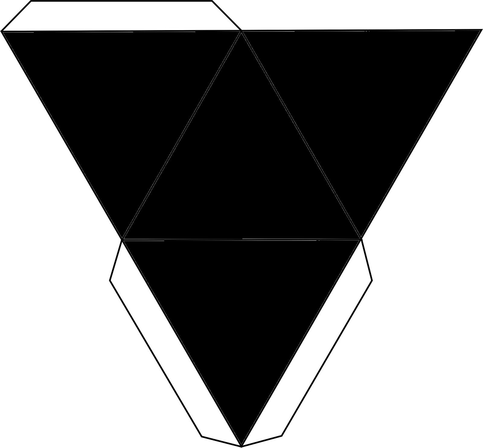 Объемные фигуры из бумаги своими руками схемы шаблоны, анимация
