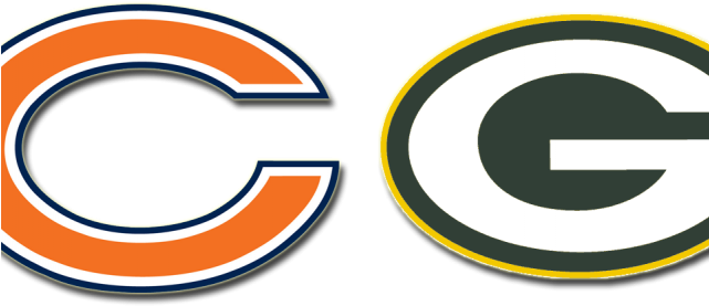 Chicago Bears Logo Png Small Green Bay Packers Logo Full Size Png Download Seekpng