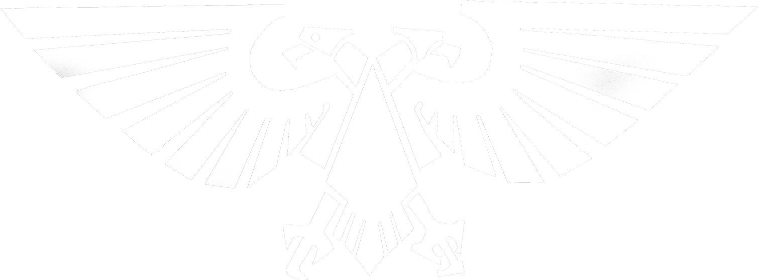 Imperial Aquila Warhammer 40k Imperial Flag Full Size Png Download Seekpng