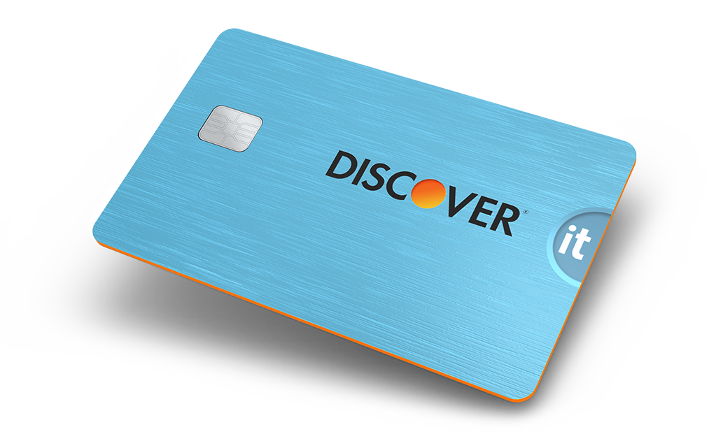 Say Hello To Discover Cash Back - Discover It Cashback Card Full