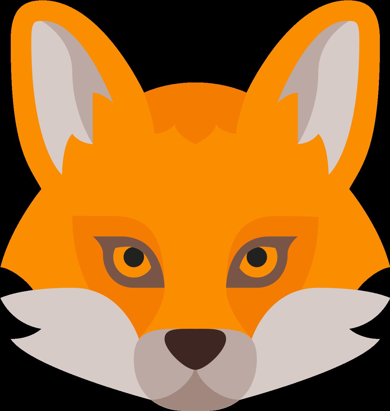 картинка голова лисички обвиненная