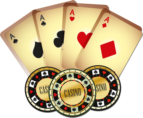 Poker Cards And Chips Png   Full Size PNG Download   SeekPNG