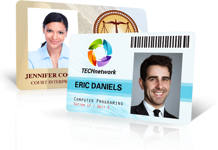 Id Card Design Software Magicard Enduro Dual Sided Id Card Printer Full Size Png Download Seekpng