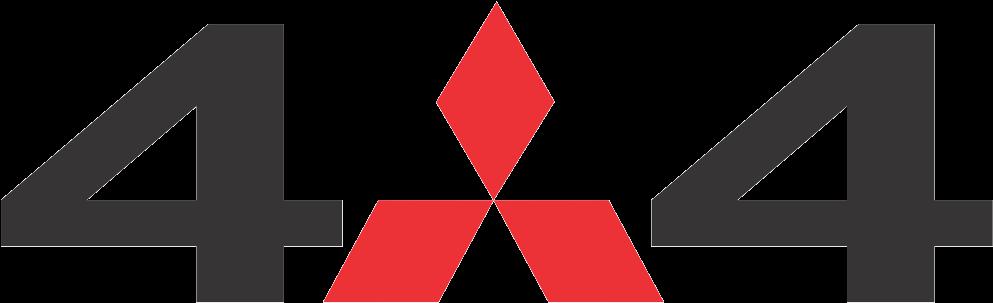 Pin It - Mitsubishi Triton 4x4 Logo | Full Size PNG Download | SeekPNG