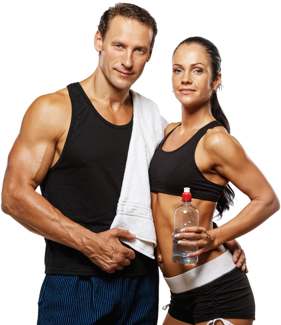 Why Couples Who Workout Together, Stay Together